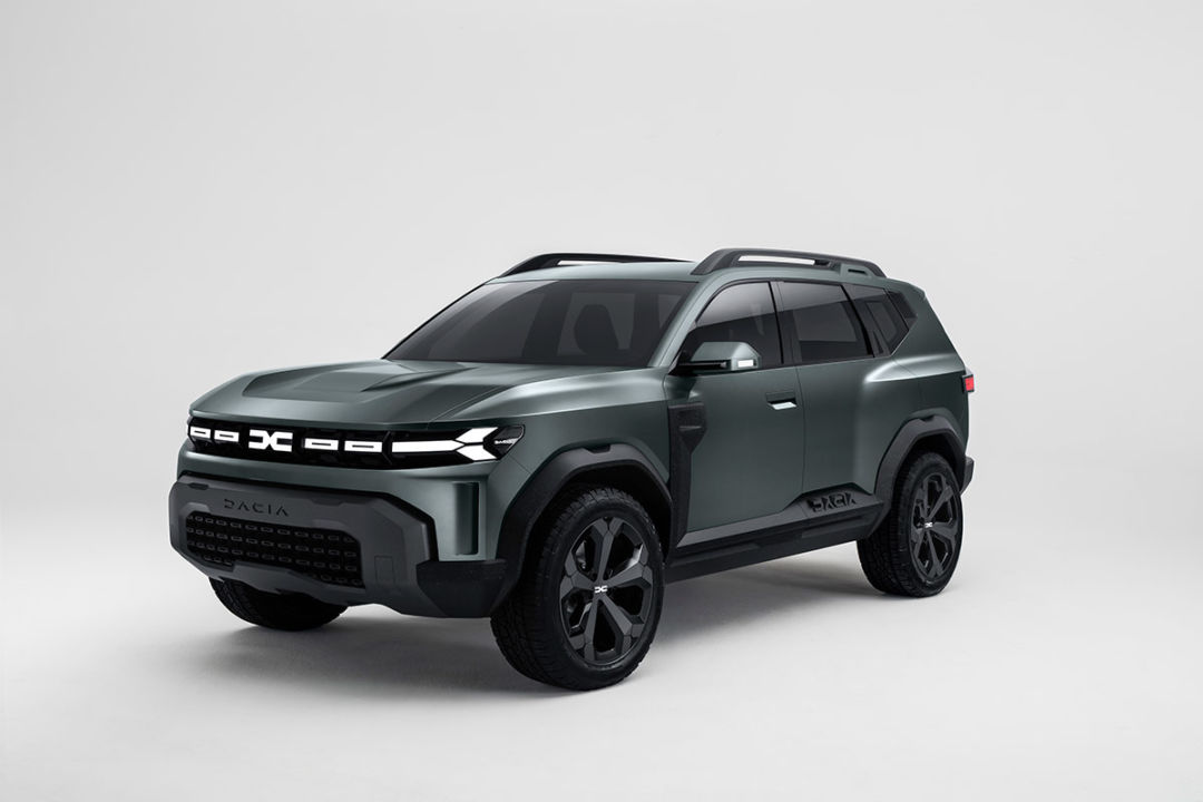 Dacia Bigster Concept: o noua viziune, un nou SUV