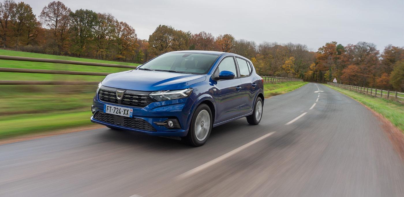 Dacia ECO-G 100 cu GPL: pana la 1300 km cu un singur plin