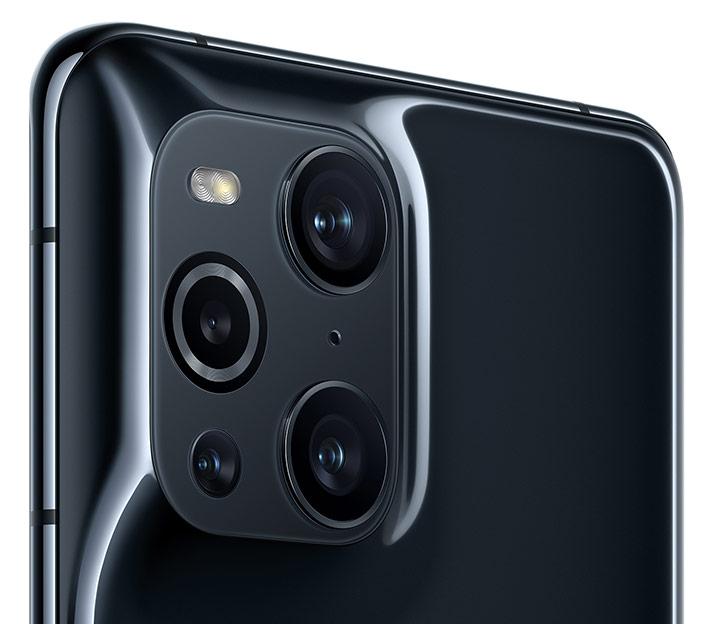Oppo Find X3 Pro camera foto
