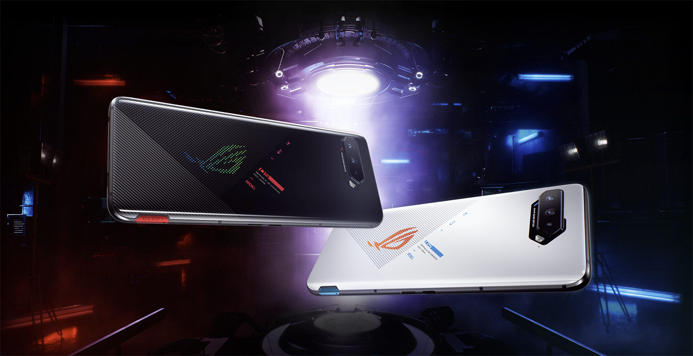 ASUS ROG Phone 5: un lup in haine de lup