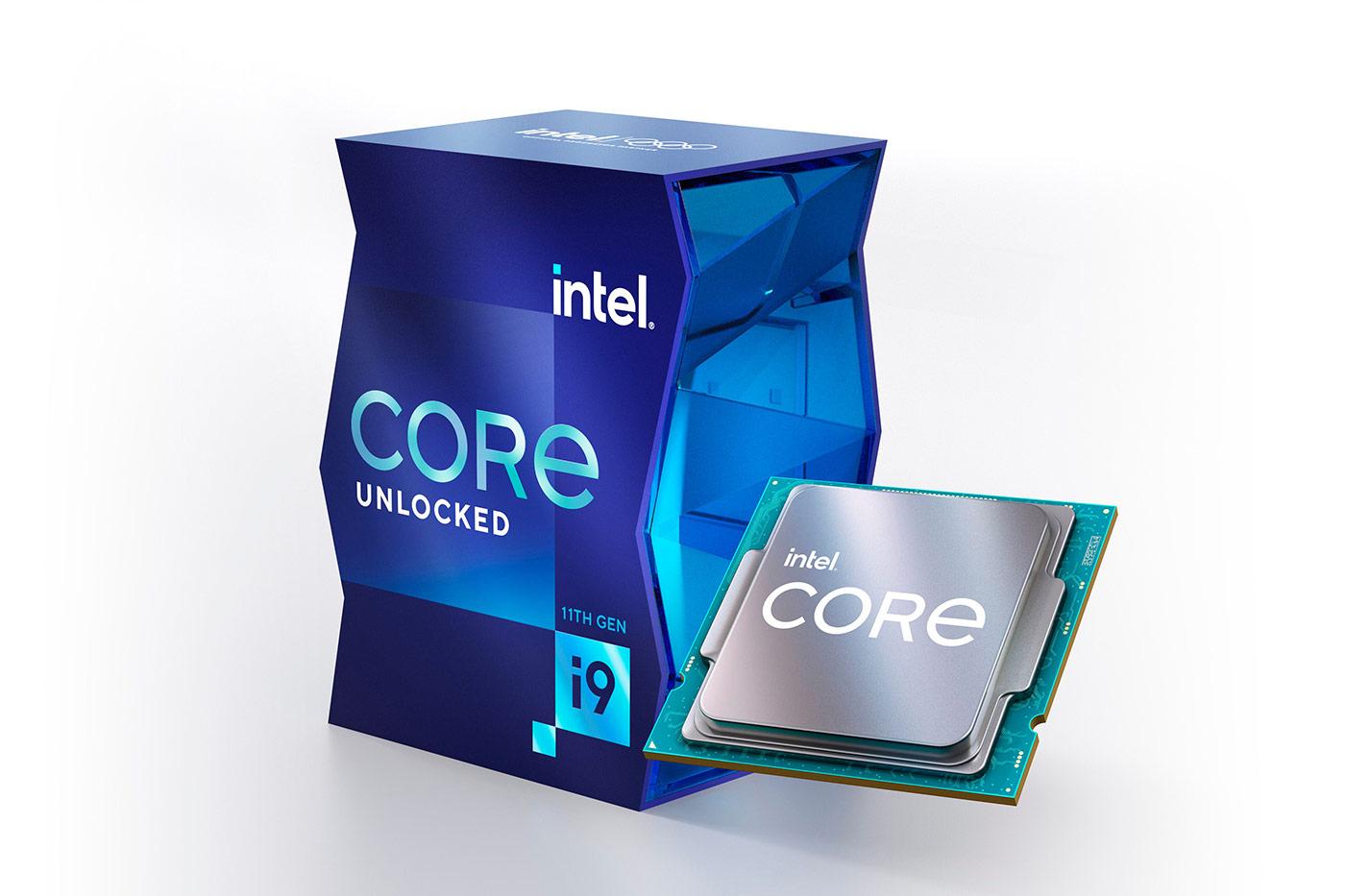 Generatia 11 de procesoare Intel Rocket Lake: specificatii, preturi si performanta