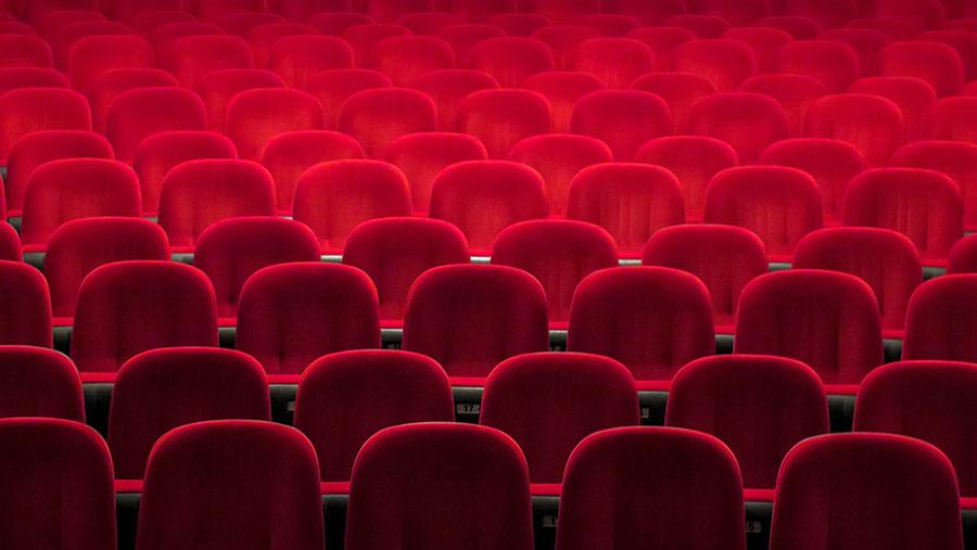sala cinematograf